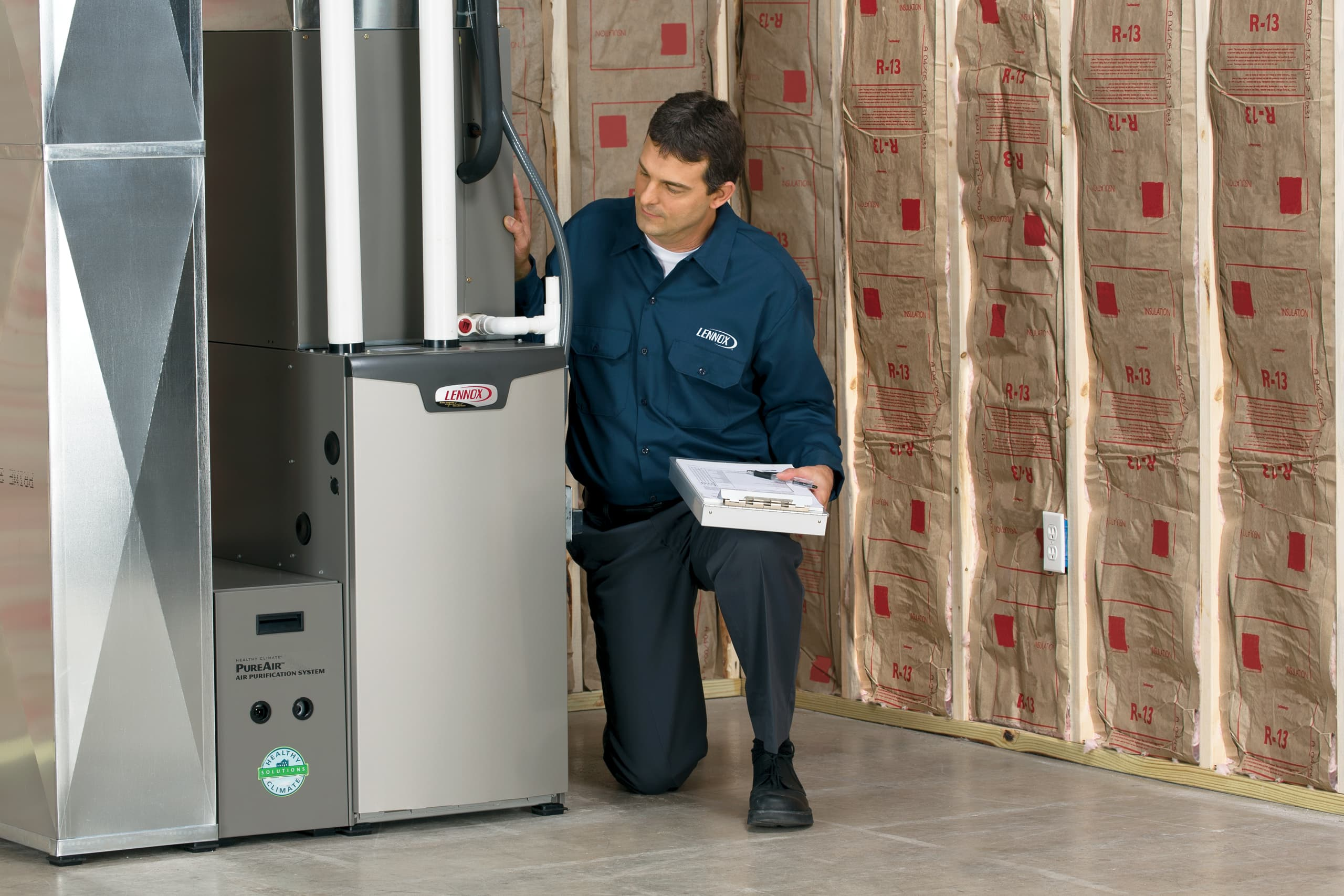 14 Step Furnace Installation Process